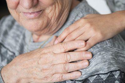 Vivir con una persona con alzheimer