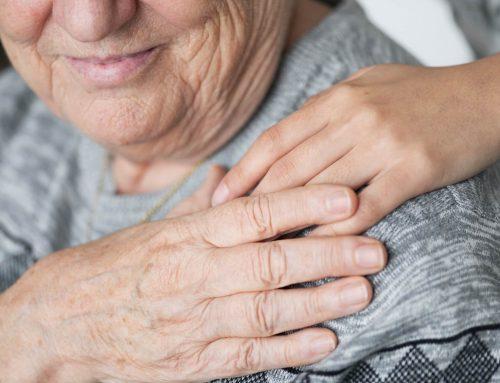 Vivir con una persona enferma de Alzheimer