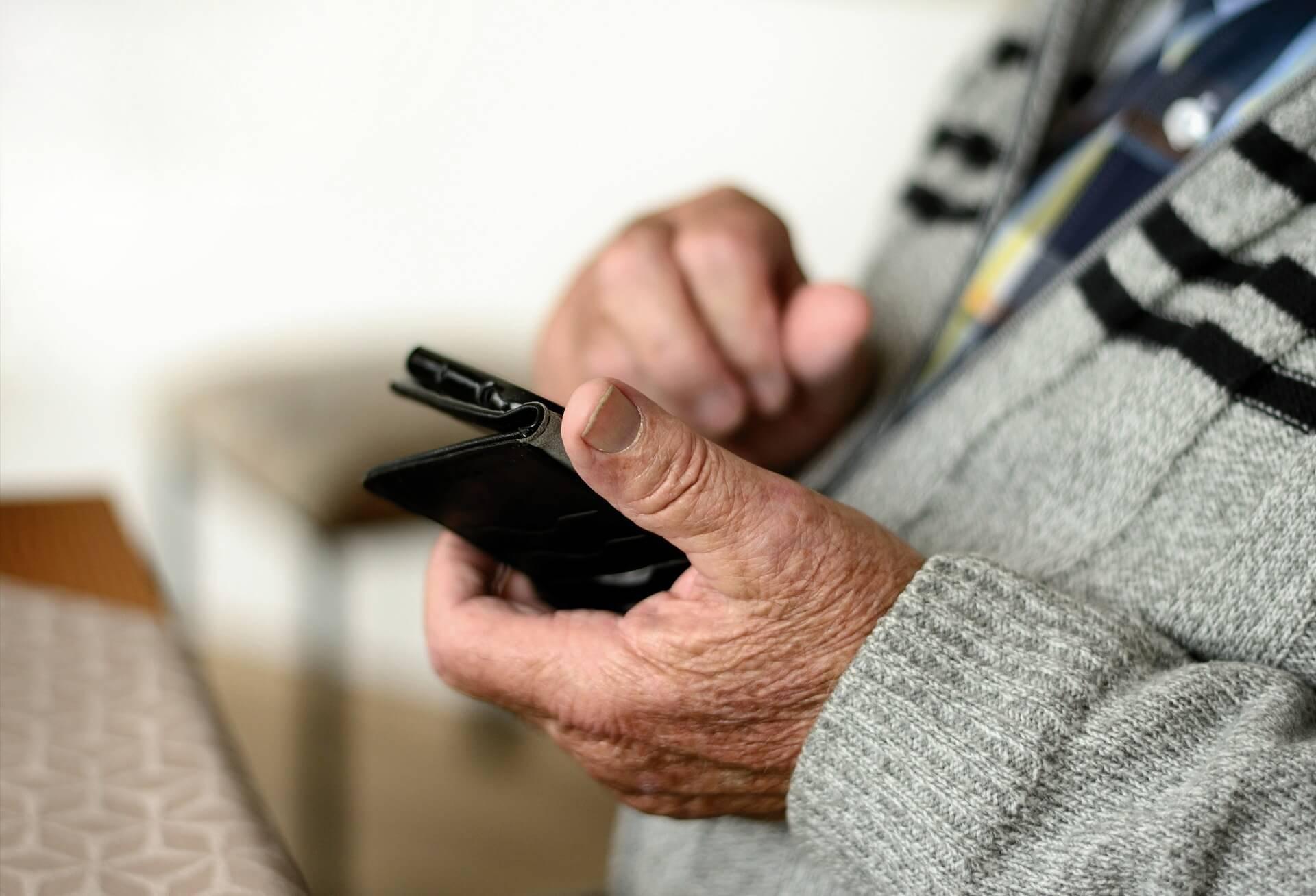 tecnologias para mayores y ancianos